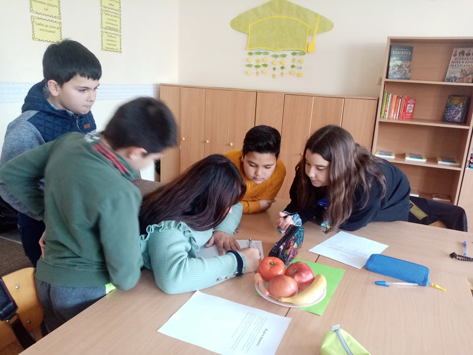 """Проект """"Healthy eating and movement for a better quality of life"""", програма Еразъм +"""
